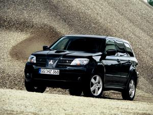 2004 Mitsubishi Outlander Turbo